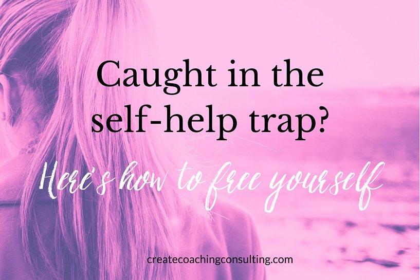 self-help trap