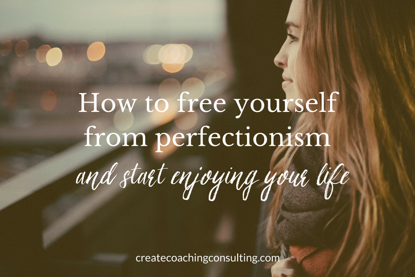 free from perfectionism